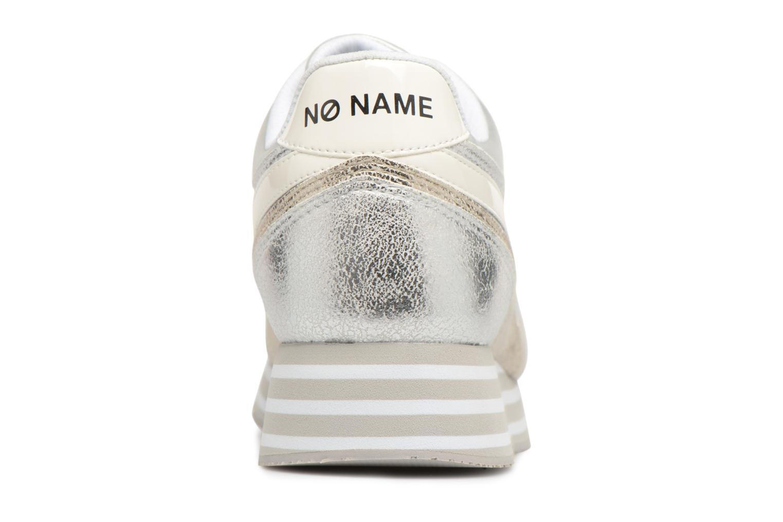 Baskets No Name Parko Jogger Beam/Carnival Blanc vue droite