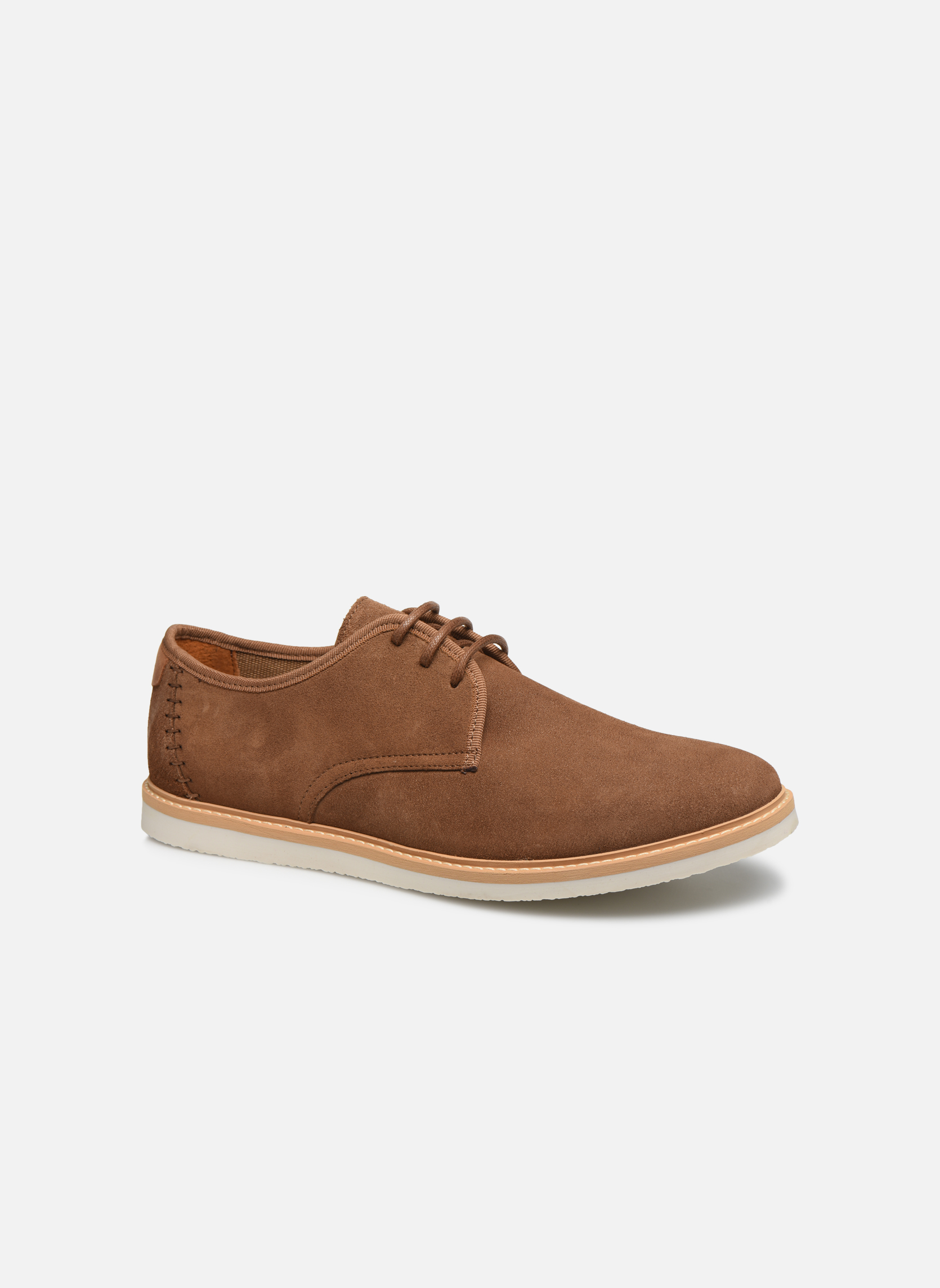 Marques Chaussure homme Schmoove homme Fly Derby Suede Vision