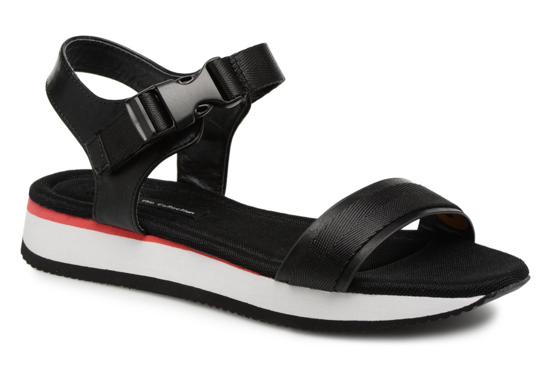 MTNG Ramos (Noir) - Sandales et nu-pieds chez Sarenza (315852)