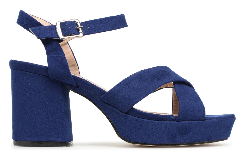 Sandales et nu-pieds MTNG Isquina Bleu vue derrière