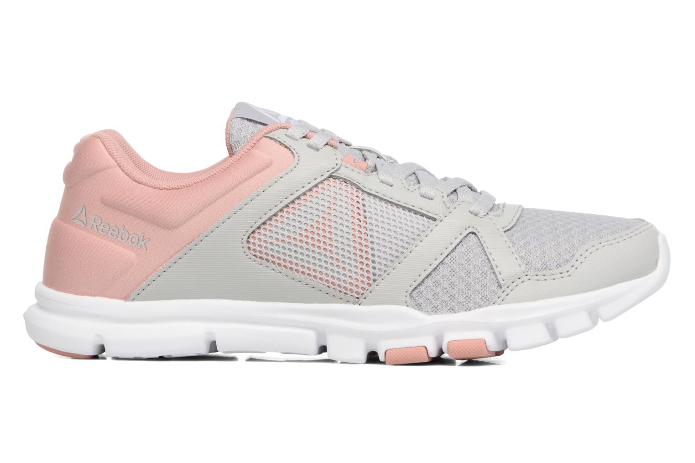 Yourflex Trainette 10 Mt Skull Grey/Chalk Pink/White