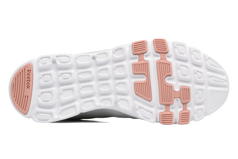 Chaussures de sport Reebok Yourflex Trainette 10 Mt Gris vue haut