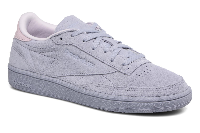 Los últimos zapatos de descuento para hombres y mujeres Reebok Club C 85 Nbk (Violeta     ) - Deportivas en Más cómodo