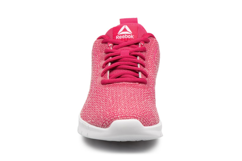 Chaussures de sport Reebok Reebok Instalite Pro Rose vue portées chaussures