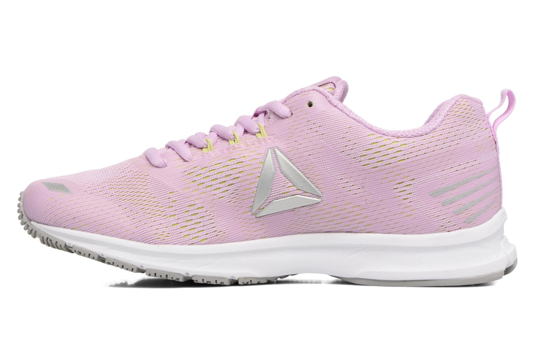Chaussures de sport Reebok Ahary Runner Rose vue face