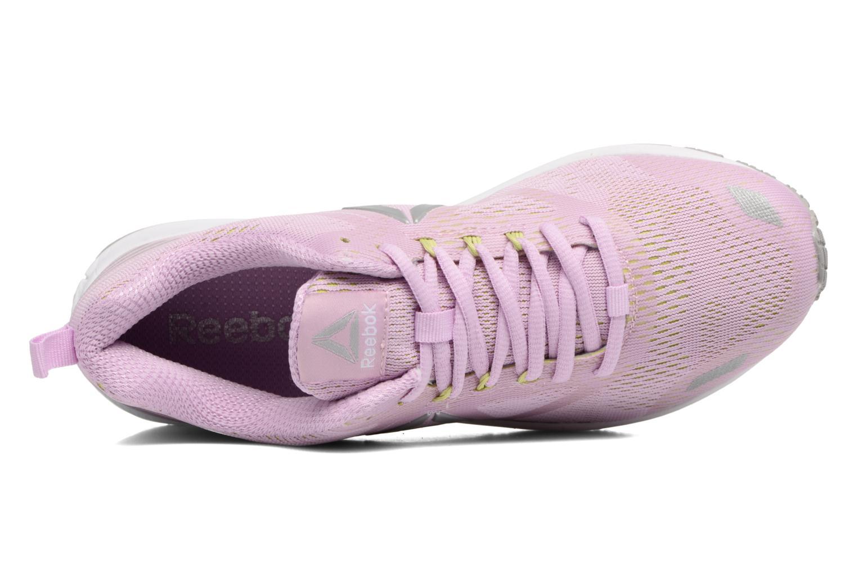Chaussures de sport Reebok Ahary Runner Rose vue gauche