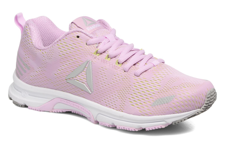 Chaussures de sport Reebok Ahary Runner Rose vue détail/paire