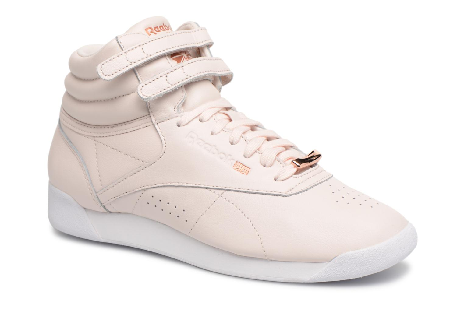 Reebok Freestyle Hi Muted