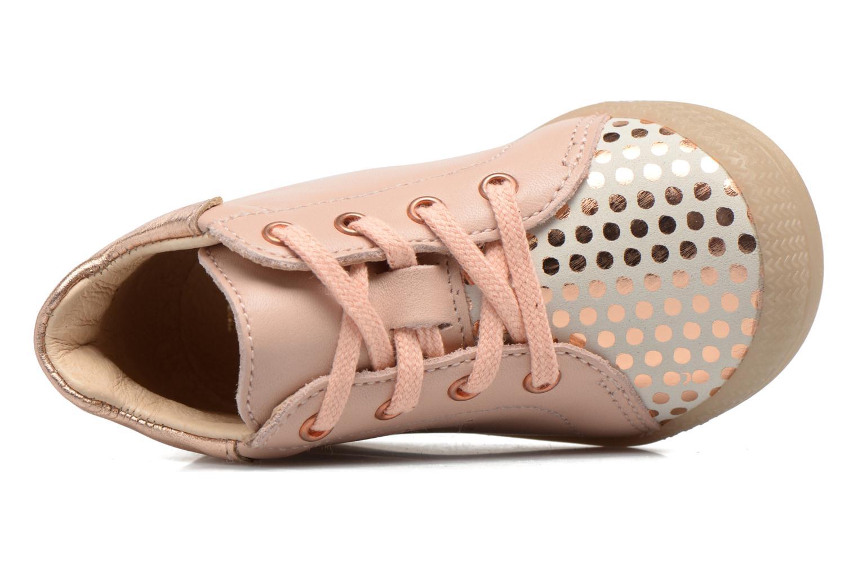 Boots en enkellaarsjes Babybotte Fasty Roze links