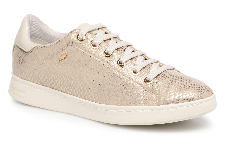 Zapatos casuales salvajes Geox D JAYSEN A -1 D621BA (Oro y bronce) - Deportivas en Más cómodo