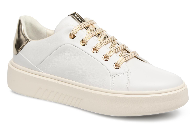 ZapatosGeox D NHENBUS A D828DA  (Blanco) - Deportivas   D828DA Casual salvaje c30869