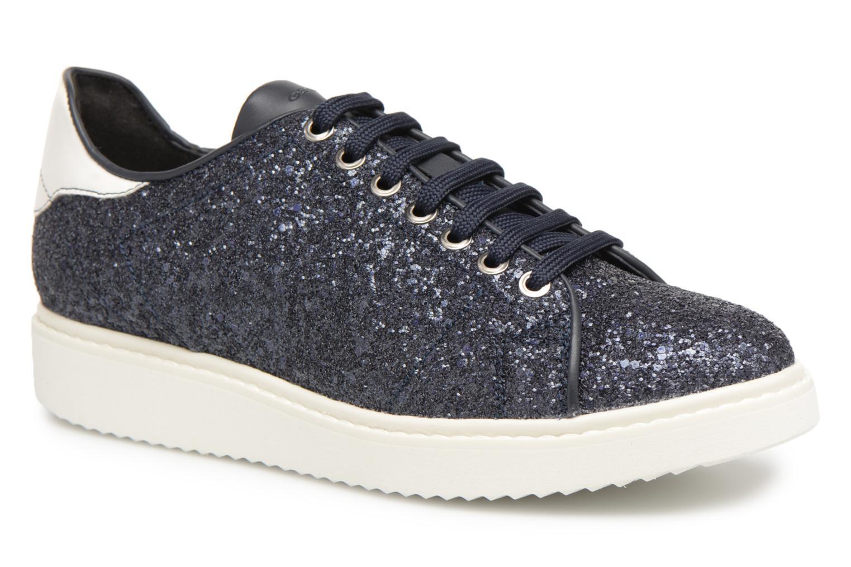 Grandes descuentos últimos zapatos Geox D THYMAR C D824BC (Azul) - Deportivas Descuento