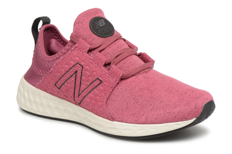 New Balance WCRUZ PE18 (Rose) - Chaussures de sport chez Sarenza (316253)