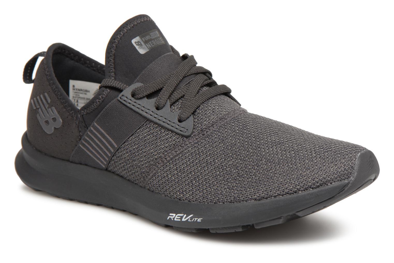 New Balance Wxnrgbh (Noir) - Chaussures de sport chez Sarenza (316259)