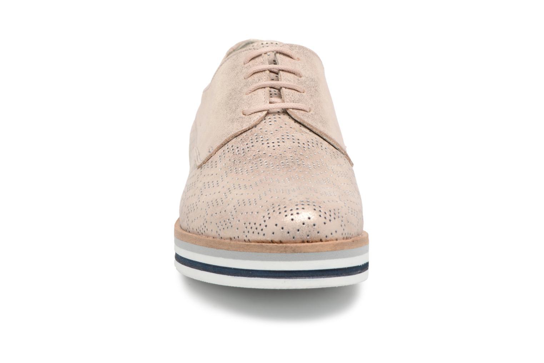 Chaussures à lacets Dorking Romy 7512 Argent vue portées chaussures