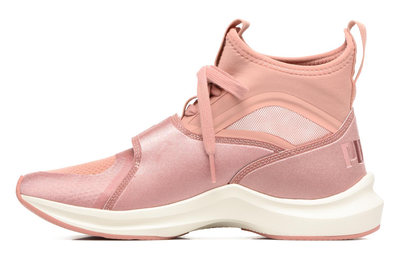 Chaussures de sport Puma Phenom Rose vue face