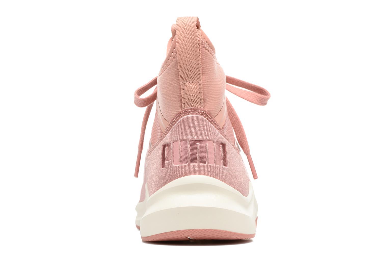 Chaussures de sport Puma Phenom Rose vue droite