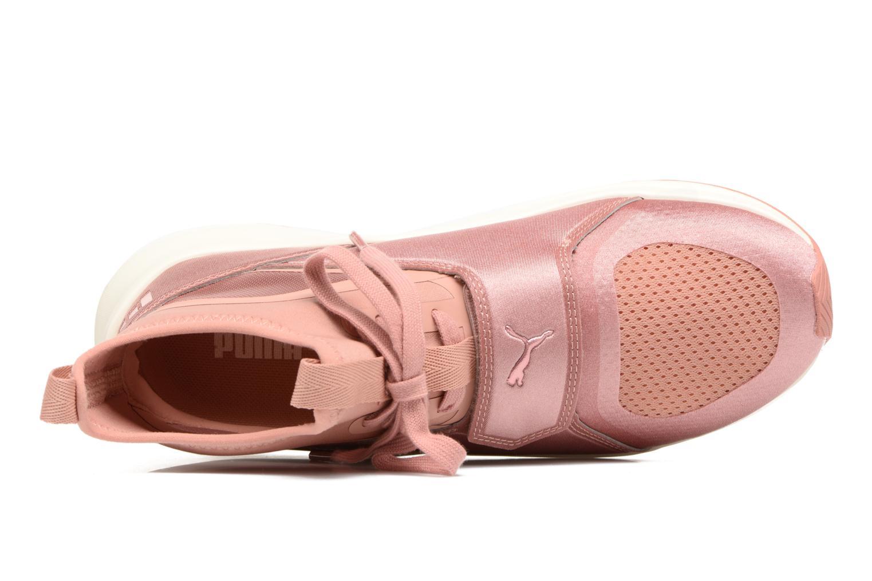 Chaussures de sport Puma Phenom Rose vue gauche