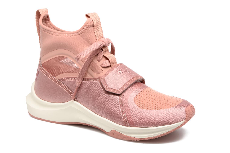 Chaussures de sport Puma Phenom Rose vue détail/paire