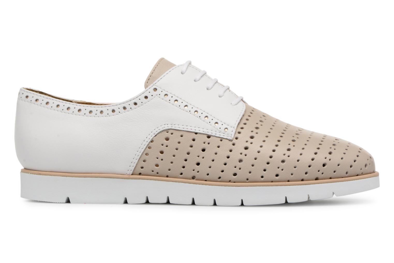 Chaussures à lacets Geox D KOOKEAN D D824PD Beige vue derrière
