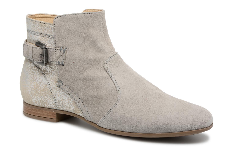 Grandes descuentos últimos zapatos Geox D MARLYNA G D828PG (Gris) - Botines  Descuento