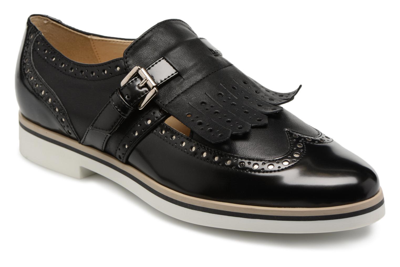 Grandes descuentos últimos zapatos (Negro) Geox D JANALEE BD825AB (Negro) zapatos - Mocasines Descuento 89d0c4