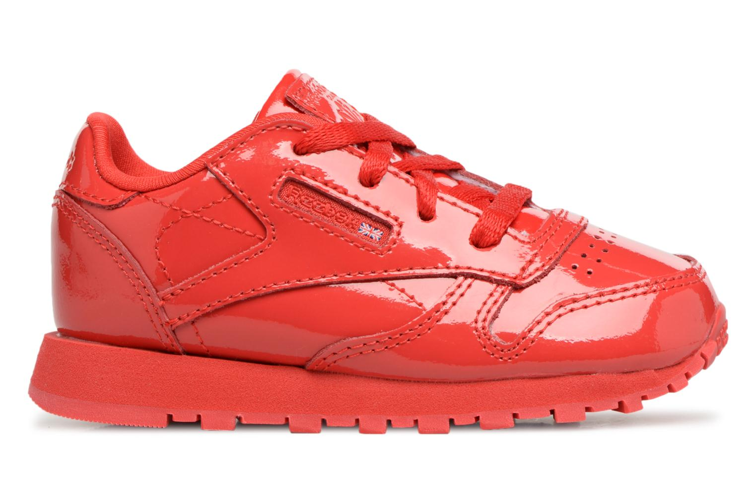 Sneakers Reebok Classic Leather Patent I Rosso immagine posteriore