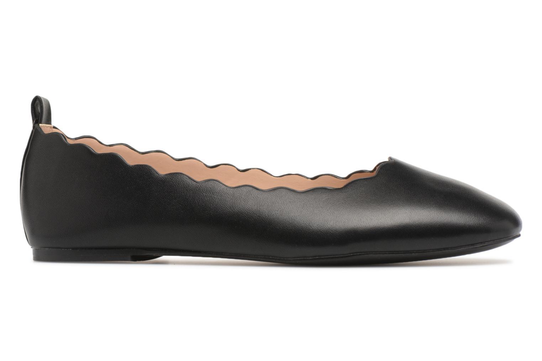 Ballerines I Love Shoes CAFESTON Noir vue derrière