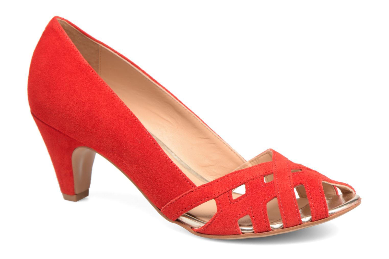 Grandes descuentos últimos zapatos Georgia Rose Cordova (Rojo) - Zapatos de tacón Descuento