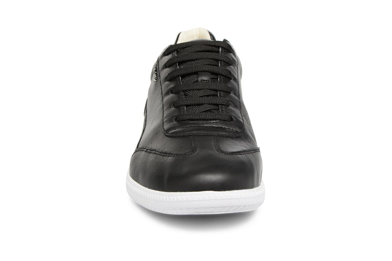 Baskets Geox U KEILAN B U824DB Noir vue portées chaussures