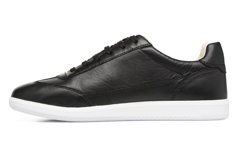 Sneakers Geox U KEILAN B U824DB Zwart voorkant