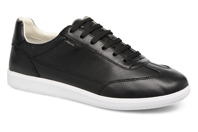 Sneakers Geox U KEILAN B U824DB Zwart detail
