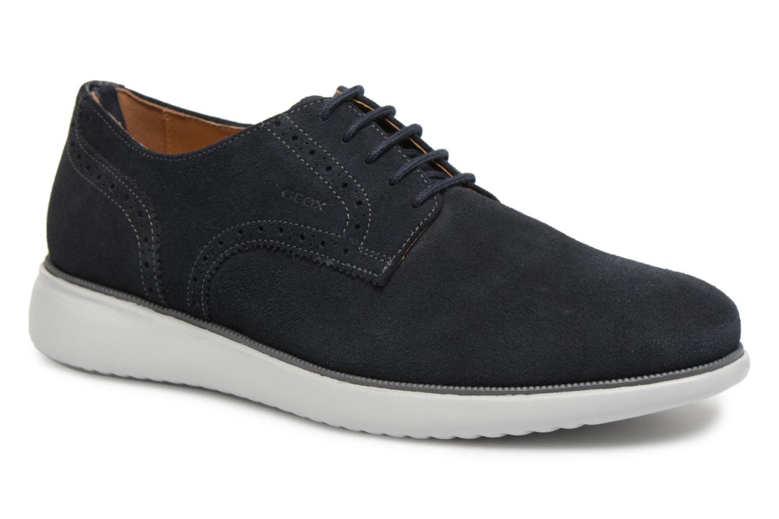 Marques Chaussure homme Geox homme U WINFRED A U824CA Navy