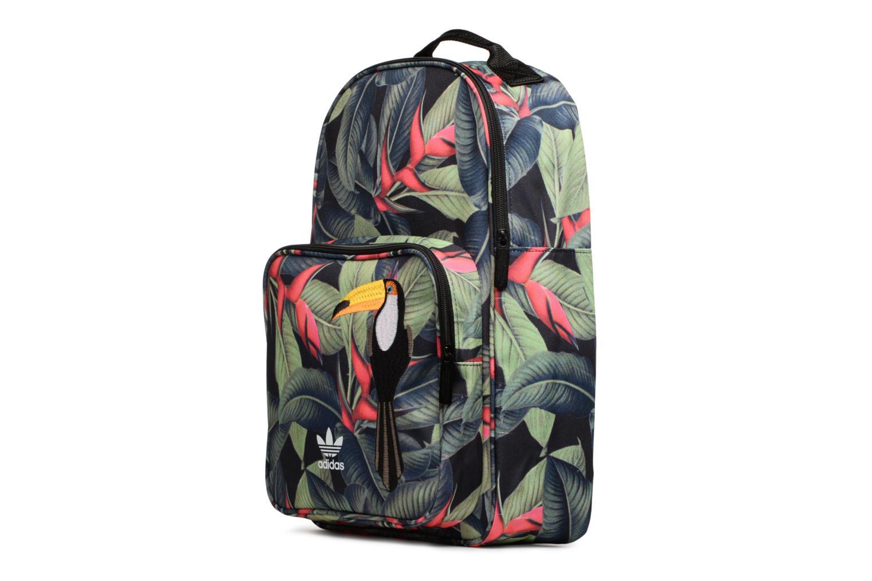Sacs à dos Adidas Originals CL BP Multicolore vue portées chaussures