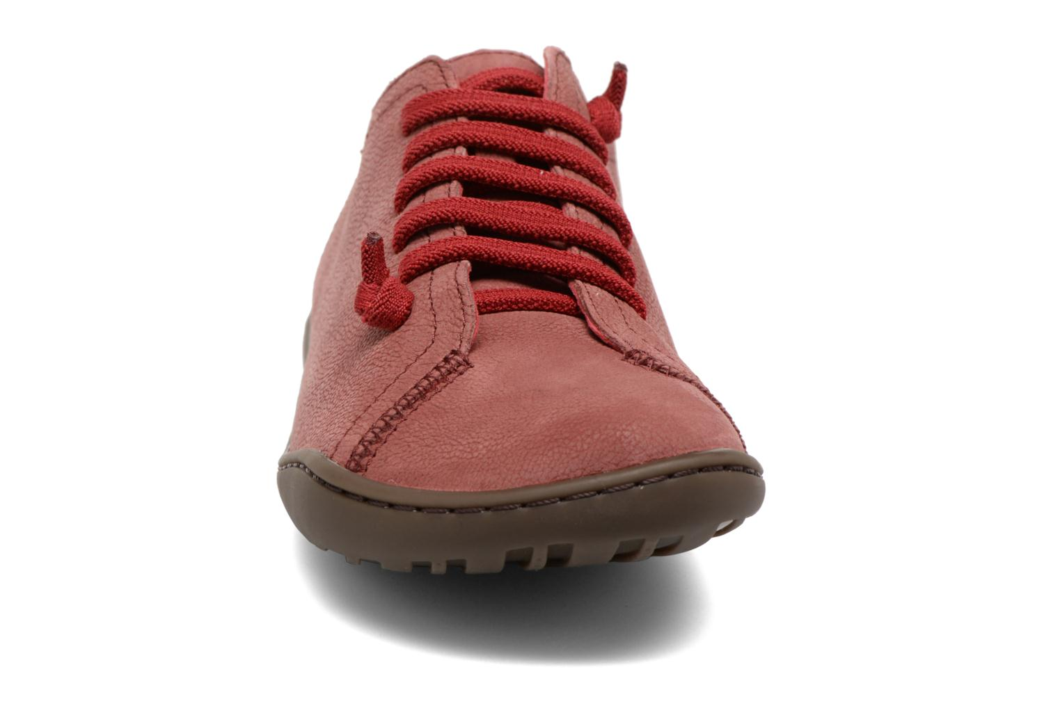 Trainers Camper Peu Cami 4 Red model view