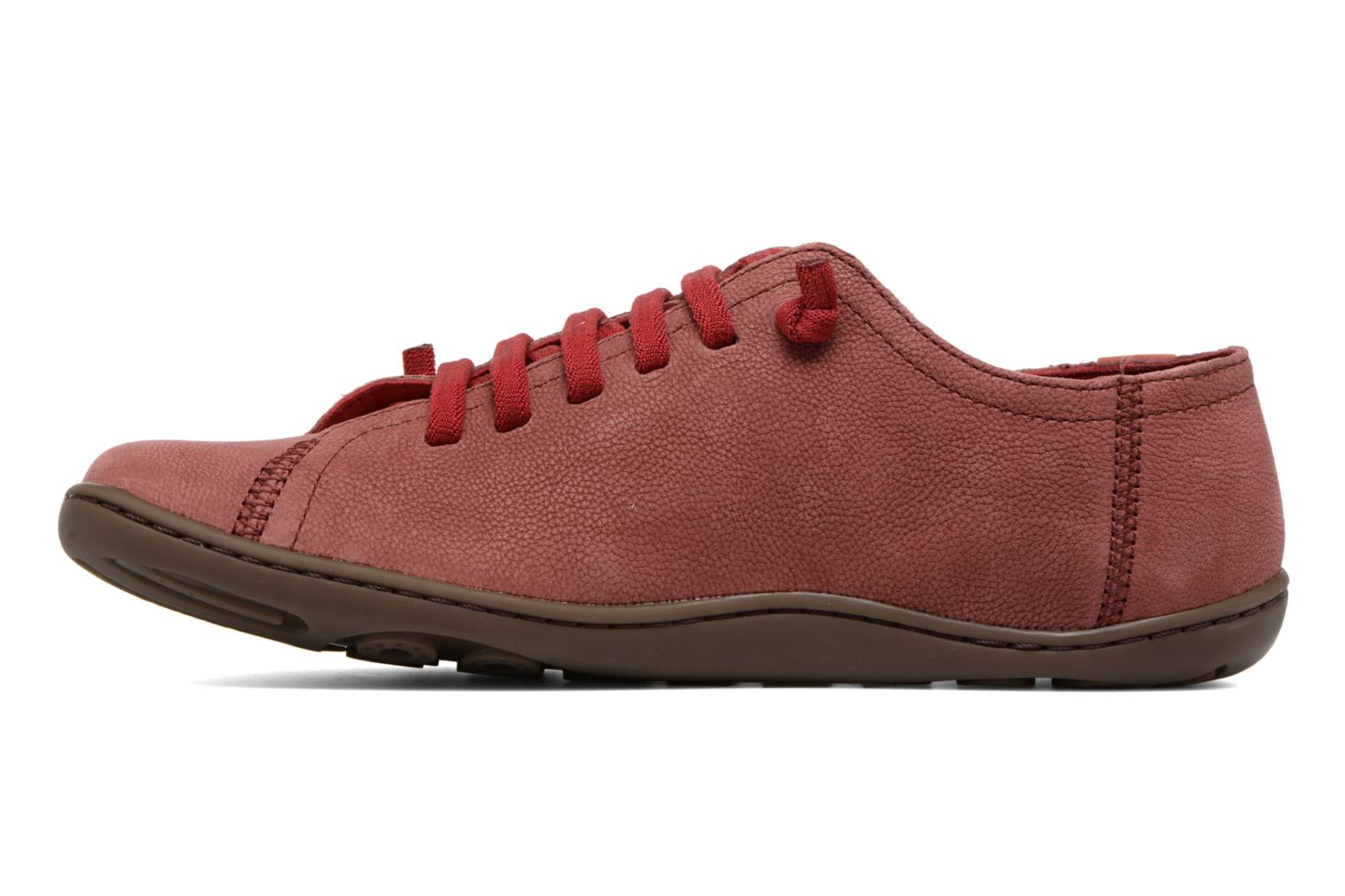 Trainers Camper Peu Cami 4 Red front view