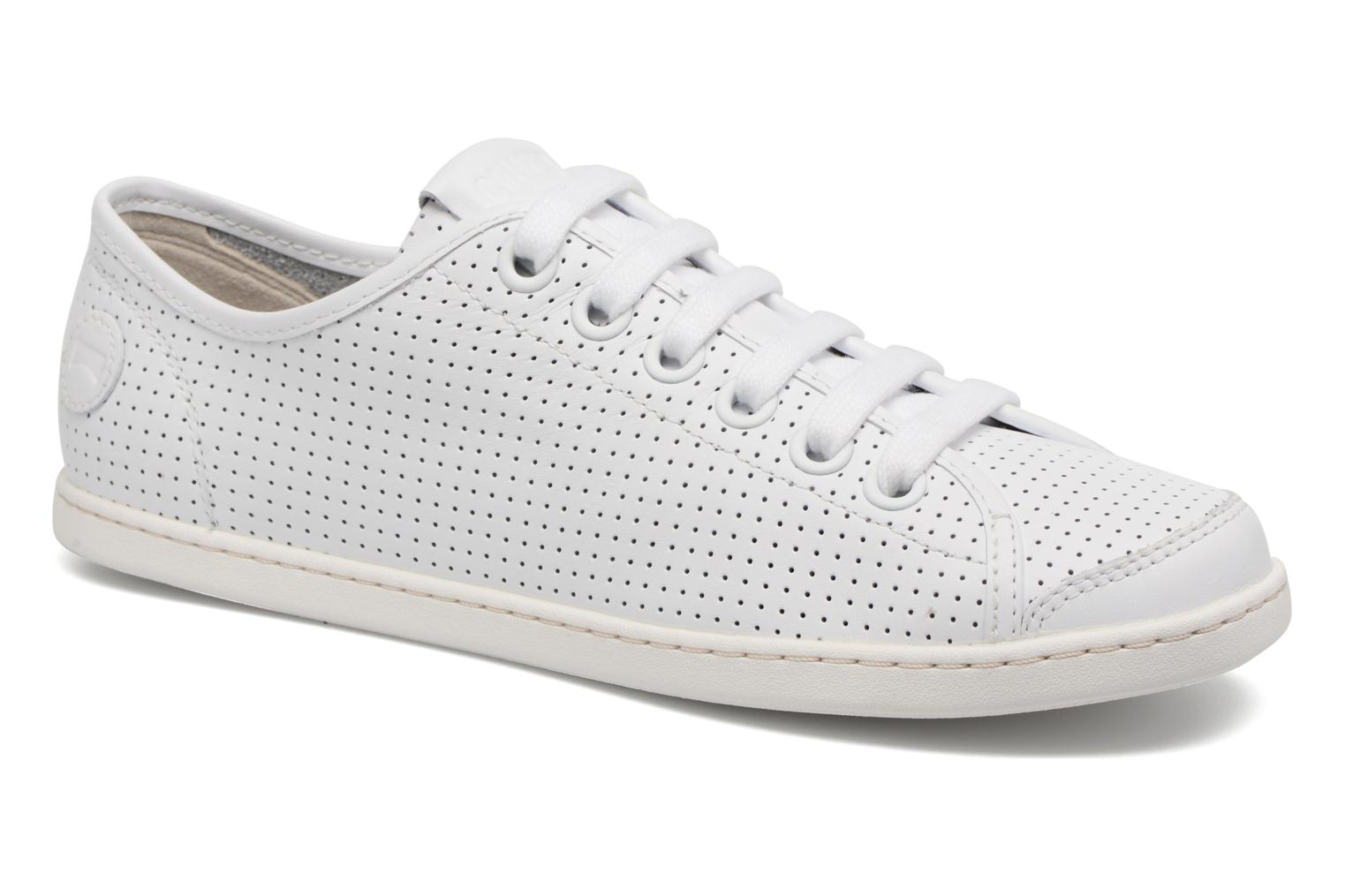 Marques Chaussure homme Camper homme UNO White Natural