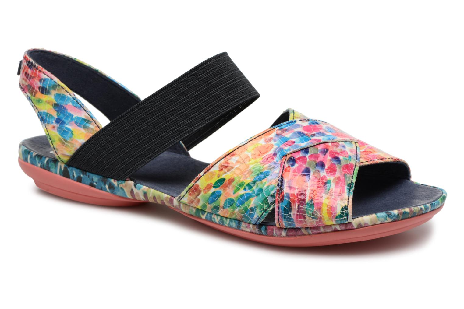 Zapatos promocionales Camper Right Nina 7 (Multicolor) - Sandalias   Casual salvaje