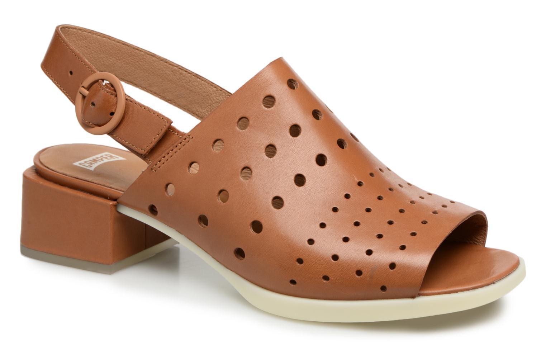 Zapatos promocionales Camper TWS K200598-002 (Marrón) - Sandalias   Venta de liquidación de temporada