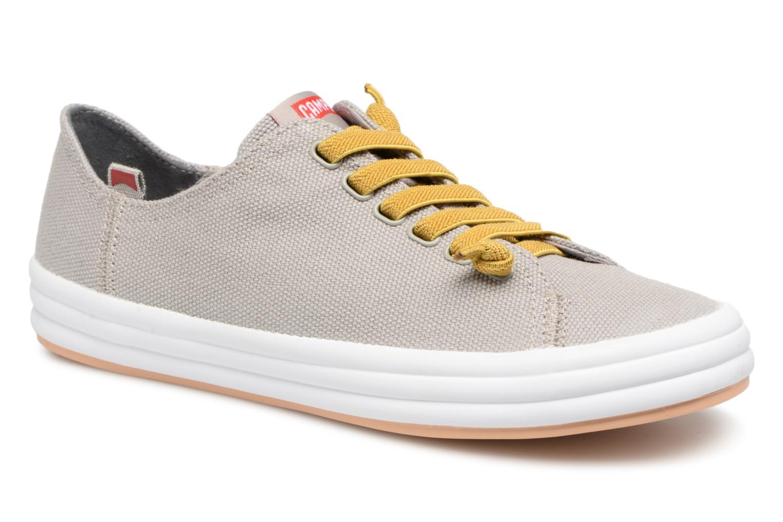 Los últimos zapatos de hombre y mujer Camper Hoops 4 (Gris) - Deportivas en Más cómodo