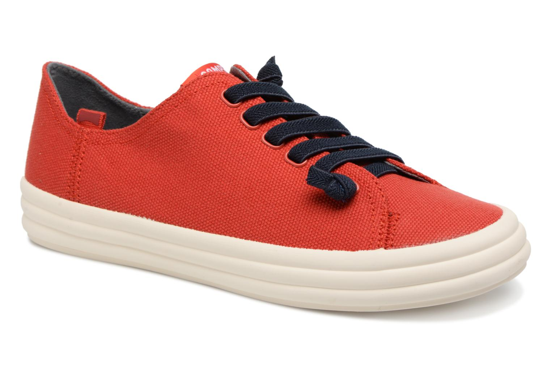 Camper - Damen - Hoops 5 - Sneaker - rot P6ihsLOXWg