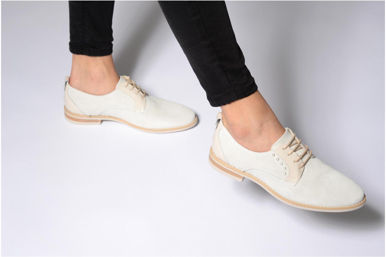 Zapatos promocionales Georgia Rose Ninou (Azul) - Zapatos con cordones   Los zapatos más populares para hombres y mujeres