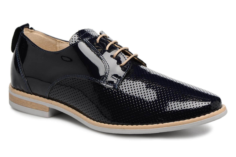 Los últimos zapatos de descuento para hombres y mujeres Georgia Rose Nouga (Azul) - Zapatos con cordones en Más cómodo