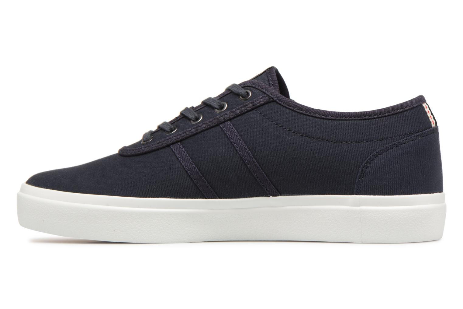 Trainers Jack & Jones JFW Austin Canvas Blue front view