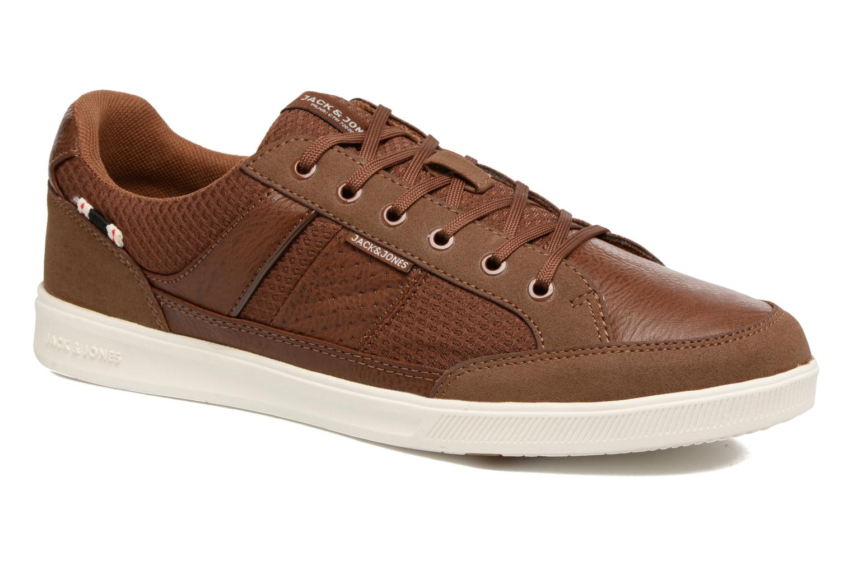 Zapatos cómodos y versátiles Jack & Jones JFW Rayne Mesh Mix (Marrón) - Deportivas en Más cómodo