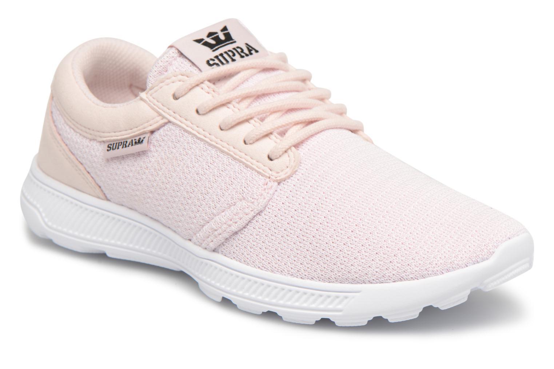 Zapatos promocionales Supra Womens Hammer Run (Rosa) - Deportivas   Gran descuento