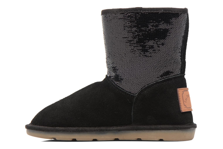 Bottines et boots Les Tropéziennes par M Belarbi Anetta Noir vue face