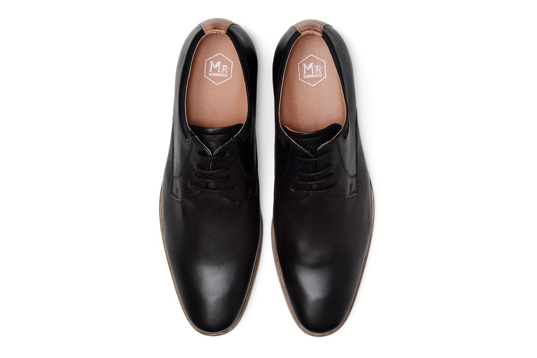 Chaussures à lacets Mr SARENZA Sberry Noir vue portées chaussures