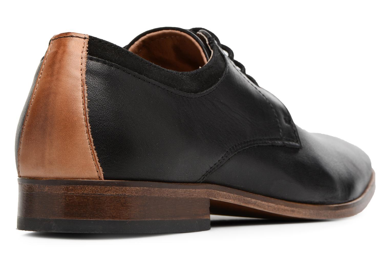 Chaussures à lacets Mr SARENZA Sberry Noir vue face