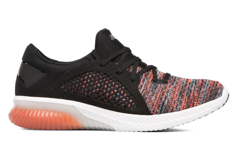 Chaussures de sport Asics Gel-Kenun Knit Orange vue derrière